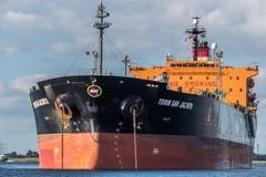 Tanker Torm San Jancinto Lizenzfreies Stockfoto