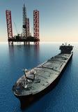 Tanker Stock Image