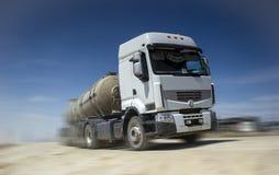 Tanker truck Royalty Free Stock Photo