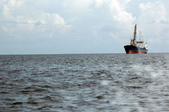 Tankerlieferung Lizenzfreie Stockbilder
