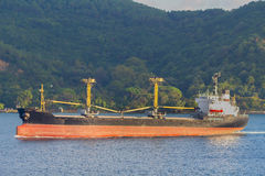 Tankerschip Royalty-vrije Stock Afbeeldingen