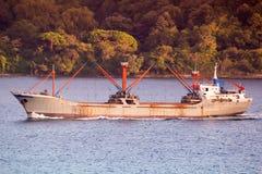 Tankerschip Stock Afbeelding