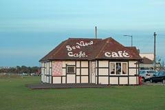 Tankerton Establishment. This photo shows a Kent establishment, very popular with the public Stock Photography