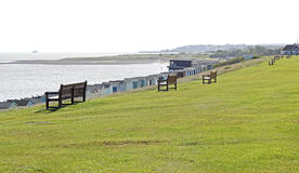 Tankerton Slopes And Yacht Club Stock Images