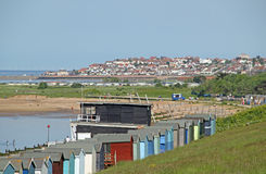 Tankerton And Whitstable Coast Royalty Free Stock Image