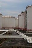 Tankfarm Stock Photography