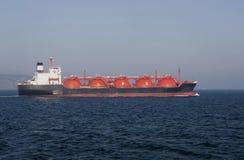 tankfartyg Royaltyfri Foto