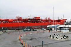 tankfartyg för alessandro dp-holländare Royaltyfria Bilder
