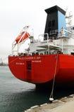 tankfartyg för alessandro dp-holländare Arkivbilder