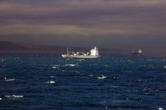 tankfartyg för bärareråoljaship Royaltyfri Foto