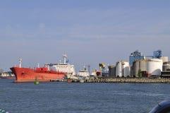 tankfartyg för bärareråoljaship Arkivfoton