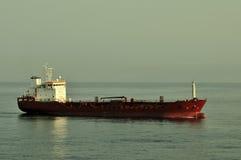 tankfartyg för bärareråoljaship Royaltyfri Fotografi