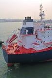 tankfartyg för olja för gasgrudeindustri Arkivfoton