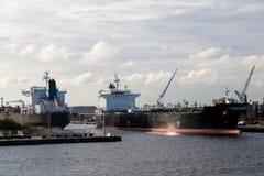 Tankfartyg i Fort Lauderdale Royaltyfri Foto