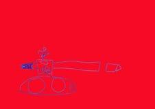 TankFraud Stock Illustrationer