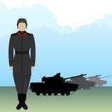 Tankman Stock Photo