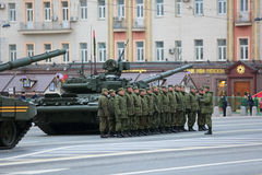 Tankmans Royalty-vrije Stock Foto