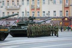 Tankmans Royalty Free Stock Photo