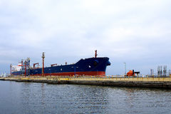 tankowiec Fotografia Stock