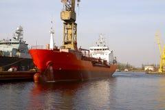 tankowiec Zdjęcia Stock