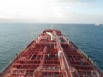 tankowiec chemiczny fotografia stock