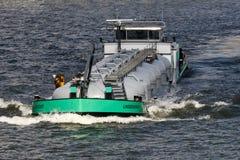 Tankowiec na Maas Obraz Stock
