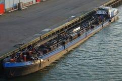 Odpoczynkowy tankowiec Fotografia Royalty Free