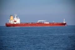 Tankowowie na wysokich morzach Zdjęcie Stock