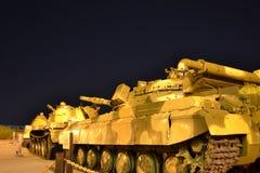 Tanks Royalty Free Stock Photography