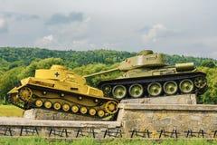 tanks immagine stock libera da diritti