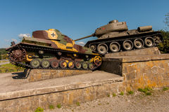 tanks immagine stock