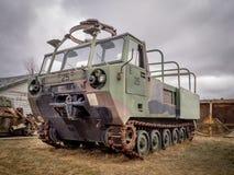 Tanks bij de Militaire Musea, Calgary Stock Afbeeldingen