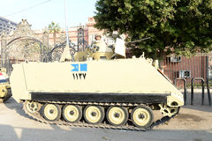 Tanks in Cairo,Egypt Stock Photography