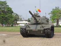 Tanks car of Thai Army Stock Image
