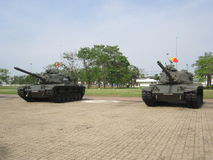 Tanks car of Thai Army Stock Images