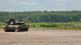 Tanks show stock video footage