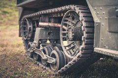 Tanks transmission Royalty Free Stock Photo
