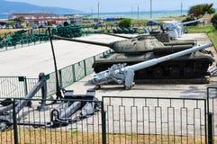 Tanksmuseum stock fotografie