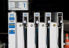 Tankstelle Stock Image