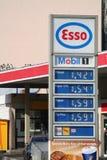 Tankstelle Stockfotos