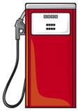 Tankstelle stock abbildung