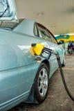 Tanksäulefüllung Lizenzfreies Stockfoto