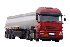 Tankwagen Royalty-vrije Stock Afbeelding