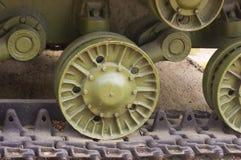 Tankwiel Stock Fotografie