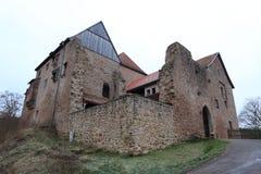 Tannenburg Castle Stock Image
