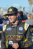 Tanner Foust 34, during the Red Bull Global Rallycross Stock Photography
