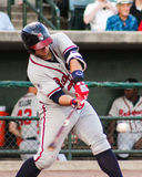 Tanner Murphy, Rome Braves Royalty Free Stock Images