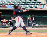 Tanner Murphy, Rome Braves Stock Photography
