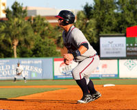 Tanner Murphy, Rome Braves Royalty Free Stock Photography