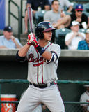 Tanner Murphy, Rome Braves Royalty Free Stock Photo
